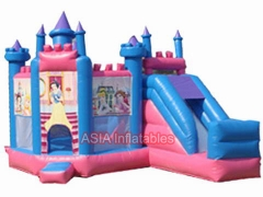 4 In 1 Prinzessin Palace Jumping Castle Combo