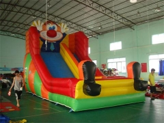 Aufblasbarer Clown Slide