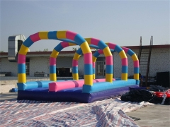 Bunter Dual Lane Slip N Slide