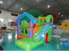 Inflatable Mini House Bouncer Combo & Coustomized Yours Today