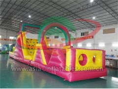 Jocob's Ladder,Hot Sale Custom Giant Indoor Obstacle Course For Adults