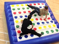 The Texas Twister Game