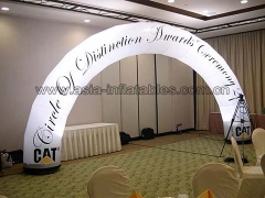 Customized Decorative Inflatable Advertising archway , LED Lighting Inflatable Arch
