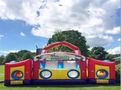 8 Games In 1 Ultimate Sports Challenge Inflatable Game