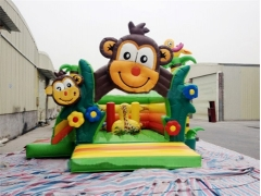 Inflatable Monkey Bouncer