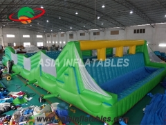 Outdoor Kids Inflatable Obstacle Course