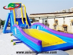 Inflatable Water Slide Flying Slide