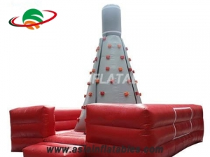 High Quality Inflatable Climbing Town Kids Toy Climbing Wall Games For Sale & Interactive Sports Games
