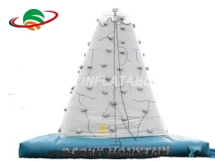 Outdoor Inflatable Deluxe Rock Climbing Wall Inflatable Climbing Mountain For Sale & Coustomized Yours Today