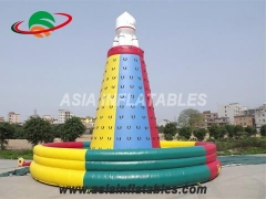 High Quality Inflatable Rock Climbing Wall Inflatable Interactive Games & Interactive Sports Games