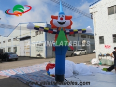Aufblasbarer Clown Air Dancer